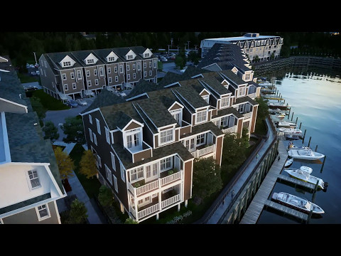 Marina Pointe East Rockaway - Community Tour