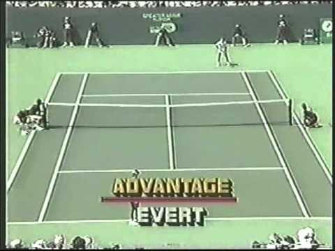 Chris Evert vs Steffi Graf - 1988 Lipton Final