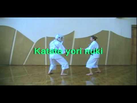Shorinji Kempo Techniques - 3 Kyu Juho
