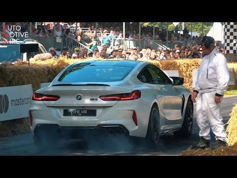 BMW M8 G15 Coupé Competition