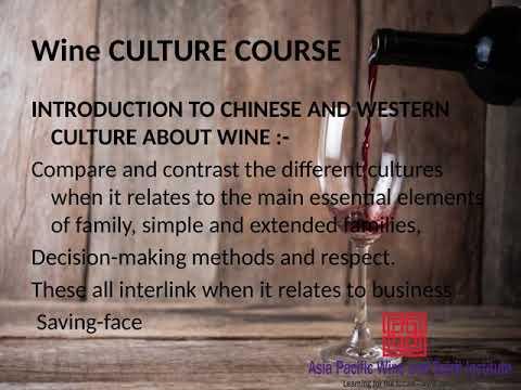 WINE COURSES   Online Wines Education