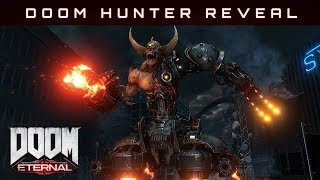 DOOM Eternal – DOOM Hunter Reveal