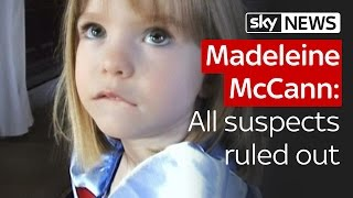 "Madeleine McCann: All suspects ruled out, but police have ""significant"" lead"