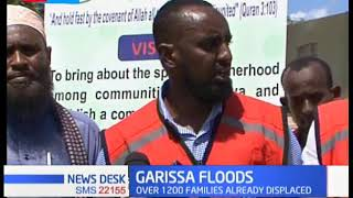 Red cross warns of more displacements as water level increases in Tana river