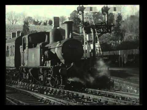 The Closing Of The Wye Valley Lines - Railway Roundabout 195…