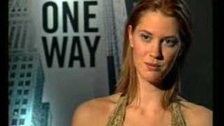 Lauren Lee Smith - One Way Interview Part 1