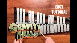 How to play the Gravity Falls theme song on the bells!