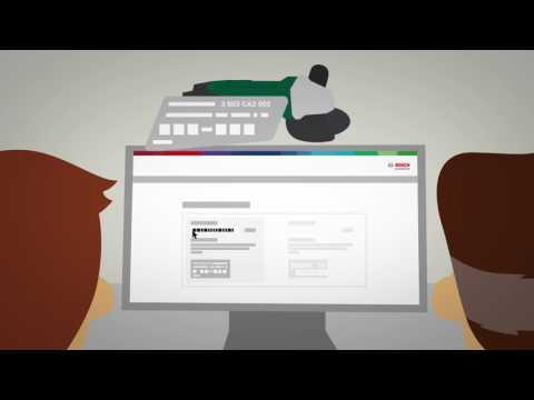 Bosch Online Shop für Ersatzteile – schnell und einfach das richtige Ersatzteil finden
