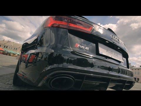 Audi  RS6 Avant Универсал класса A - тест-драйв 4