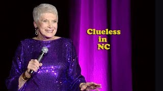Jeanne Robertson | Clueless In NC