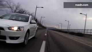 [로드앤] 미쯔비시 랜서 시승기