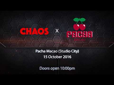 Special Party Promo Video / Animation for Pacha Macau