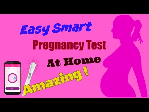 easy smart pregnancy test at home using smartphone the future of technology