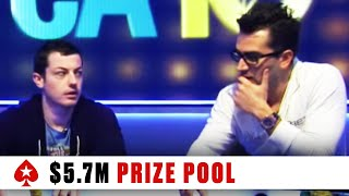 PCA 2013 - $100k Super High Roller Poker, Episode 2 - PokerStars.com
