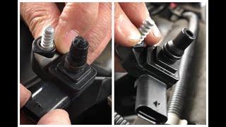 BMW 530d (2012) N57 Intake Manifold Carbon after 160k - Nut Job