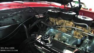 1966 Pontiac GTO 389 Tri-Power for sale with test drive, driving sounds, and walk through video