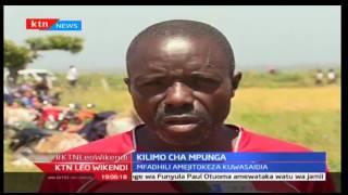 KTN Leo: Mfadhili atoa mashine kuchimba mashamba ya mpunga Mwea