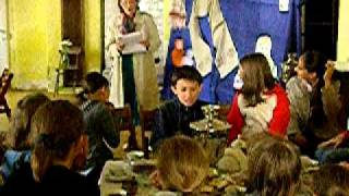 preview picture of video 'Janów Podlaski - spotkanie przy samowarze 2009'