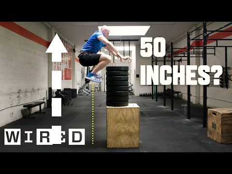 Can You Jump Higher Than 50 Inches?