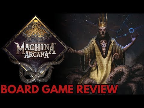 Is MACHINA ARCANA For You? | Board Game Review