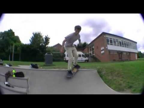 Marlborough Skatepark Summer 2014