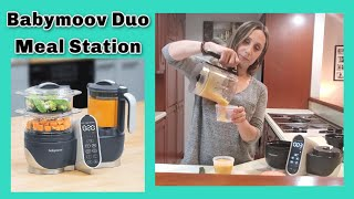 Babymoov Duo Meal Station - How to Use It!