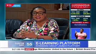 Tutor-Soma Tu: Standard Group and Oxford University Press launch E-Learning platform for learners