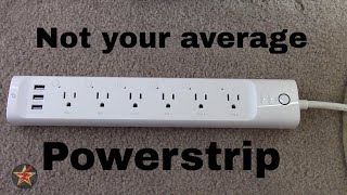 TP-Link HS300 Kasa Smart Power Strip Review