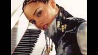 alica keys- if i was your woman