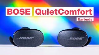 Bose QuietComfort Earbuds Test - Extraklasse mit starkem ANC! Unser Review - Testventure - Deutsch