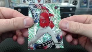 2016 Topps High Tek Baseball 12 Box Case Break #21