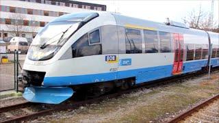 preview picture of video 'Parkplatz Bahnhof Holzkirchen am Wochenende'