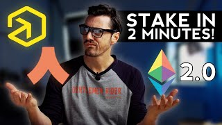 Beste ethereum staking app