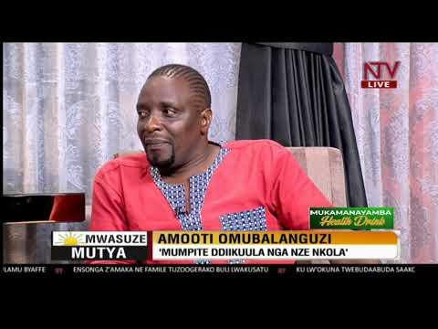 Mwasuze Mutya: Emboozi ya Amooti omu ku bakadde ba comedy