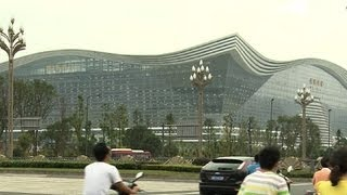 Biggest Building: China Opens Worlds Largest Single Structure