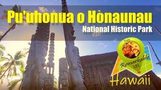 Pu'uhonua O Hōnaunau National Historical Park, Hawaii