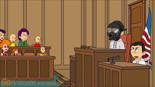 Rosie Goes To Court/Found Guilty/Death Penalty