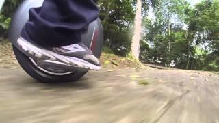 Airwheel X8 In Action