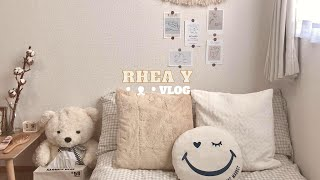 Room Makeover, Cozy, Simple And Minimal