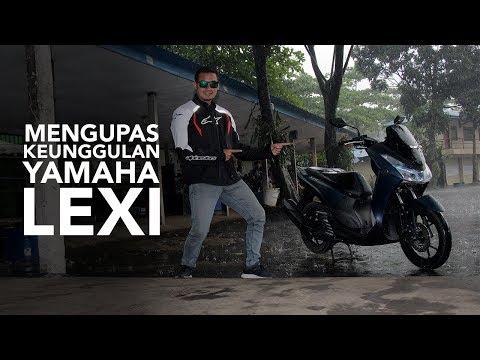 Review Yamaha Lexi
