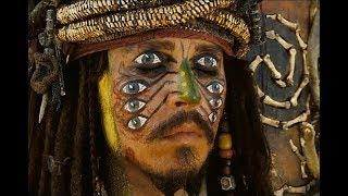 杰克船长被食人族当成了酋长,为了表示敬意,还差点把他生吃掉!