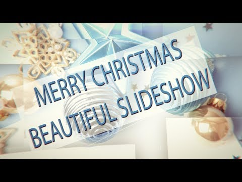 🎄Merry Christmas!🎄4k Beautiful slideshow🎄 Download free🎄