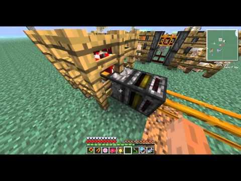 Minecraft Mods - Redpower - Generalised Explanation - Episode 13
