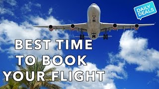 Flight & Travel Deals: The best time to book! - The Deal Guy