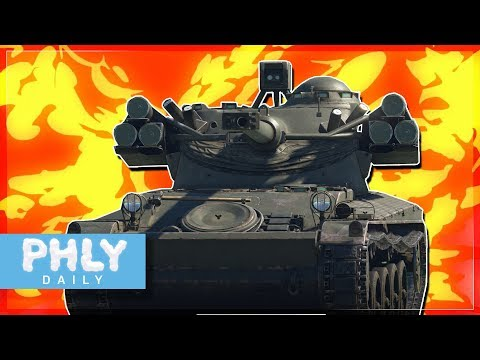 AMX-13 HOTSIX 800MM Pen Missiles (War Thunder Gameplay)