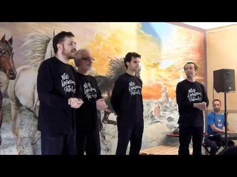 Lo spettacolo dei Plateali al carcere di Varese