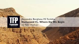 Alexandre Bergheau VS Tenishia - Damavand Vs. Where Do We Begin (DJ Bara' Mashup)