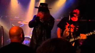 "Mr.Scary performing Dokken's ""Sleepless Night"""