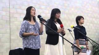 """Ten Thousand Angels Cried"" Trio by Sharon Cruz Verde, Shem Suasi, and Crystine Garsula"