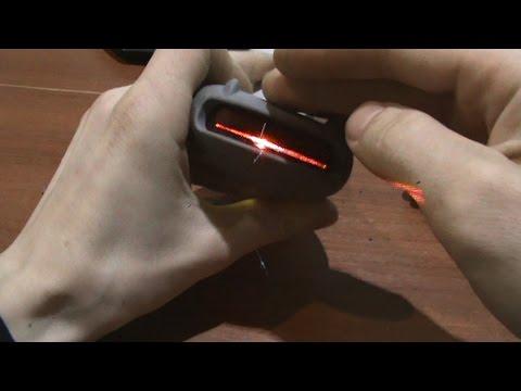 Разбираем лазерный сканер штрихкодов